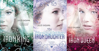 The Iron King, The Iron Daughter, The Iron Queen