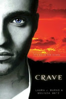 Laura J. Burns & Melinda Metz – Crave