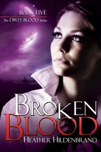Heather Hildenbrand – Broken Blood