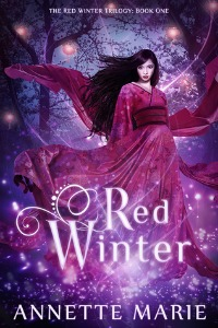 Red Winter by Annette Marie
